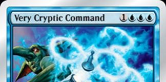 Very Cryptic Command