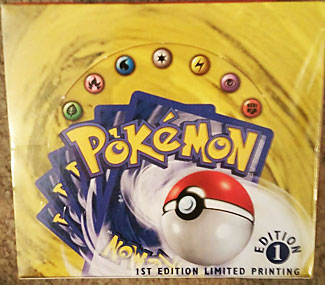 Pokemon Base Set 1st Edition