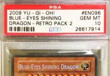Blue Eyes Shining Dragon