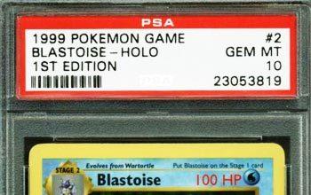 Blastoise-1st