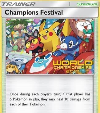 Champions Festival SM78
