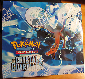 Crystal Guardians Booster Box
