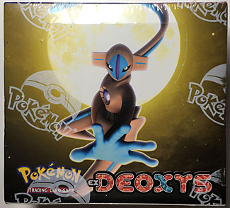 Ex Deoxys Booster