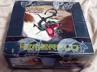 Pokemon Emerald Booster Box