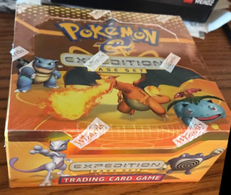 Pokemon Expedition Booster Box