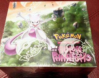 Ex Holon Phantoms Booster Box
