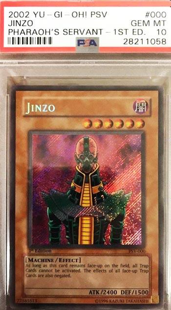 Jinzo - $750