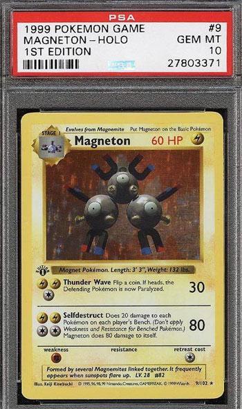 Magneton PSA 10