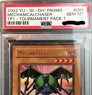 Mechanicalchaser - TP1-001 - PSA 10 Gem Mint - Tournament Pack 1st Season