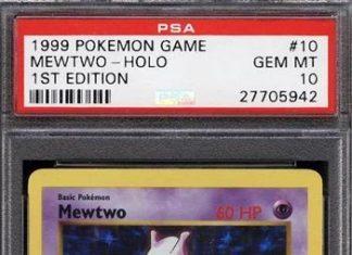 Mewtwo base set price