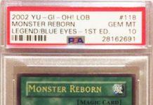 Monster Reborn _ LOB