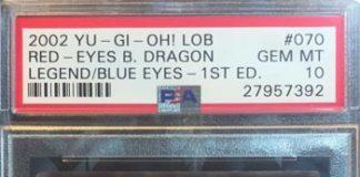Red Eyes B. Dragon