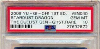 Star Dust Dragon Ghost Rare