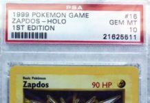 Zapdos - Base Set