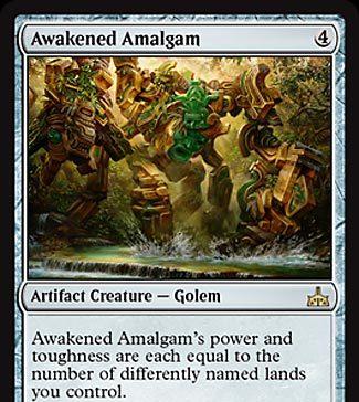 Awakened Amalgam