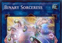 Binary Sorceress