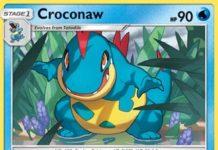 Croconaw - Shining Legends SLG 19