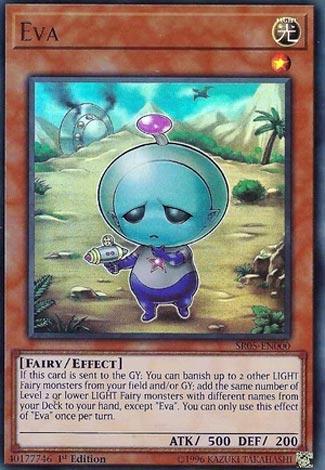 Eva - YuGiOh Card of the Day - Pojo com