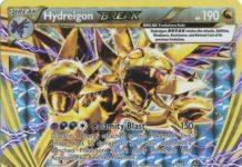 Hydreigon BREAK - Steam Siege