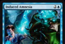 Induced Amnesia