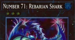Number 71: Rebarian Shark