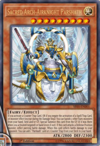 Yu-Gi-Oh Wave of Light Structure Deck