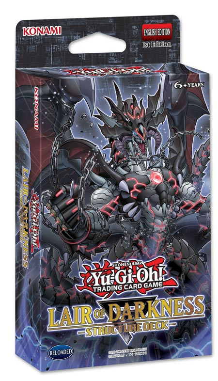 Upcoming Release From Yu Gi Oh Lair Of Darkness