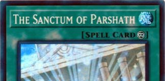 The Sanctum of Parshath