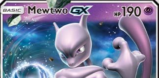 Mewtwo-GX (Shining Legends SLG 39)