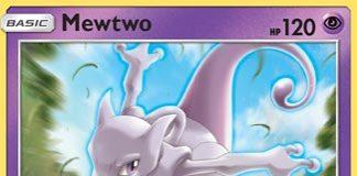 Mewtwo - Sun & Moon Promos SM77