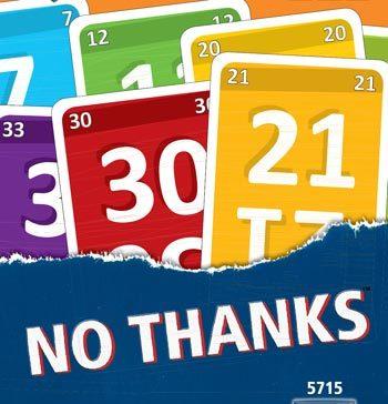 No Thanks Game