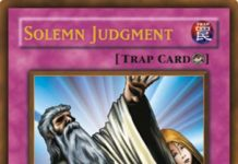 Solemn Judgment