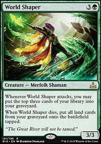 World Shaper
