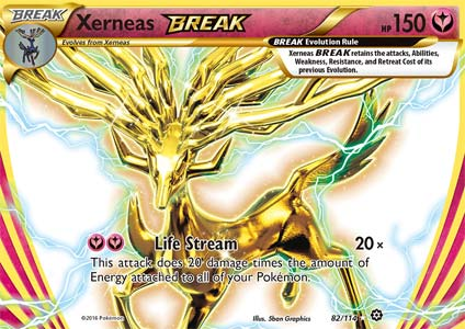 Xerneas BREAK