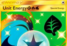 Unit Energy Cards - Ultra Prism