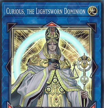 Curious, the Lightsworn Dominion
