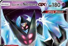 Dawn Wings Necrozma-GX (Ultra Prism