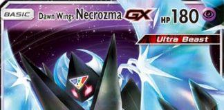Dawn Wings Necrozma-GX (Ultra Prism