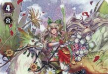 Flower Princess of Four Seasons Velhemina