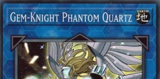Gem-Knight Phantom Quartz