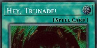 Hey, Trunade!