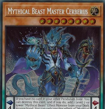Mythical Beast Master Cerberus