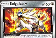 Solgaleo Prism Star