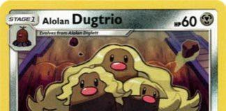 Alolan Dugtrio