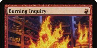 Burning Inquiry