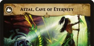 Atzal, Cave of Eternity