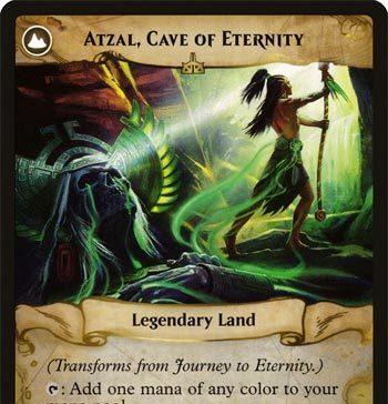 Atzal, Cave of Eternity