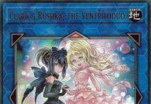 Clara & Rushka, the Ventriloduo