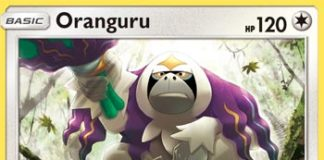 Oranguru - Ultra Prism