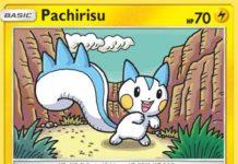 Pachirisu - Ultra Prism